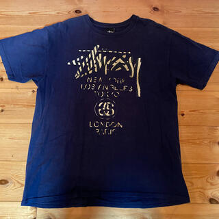 STUSSY - STUSSY WORLD TOUR Tee