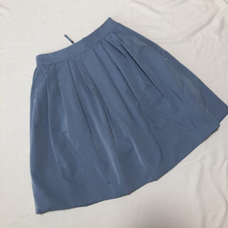 M-premier - エムプルミエブラック 膝丈スカート セレモニー 36