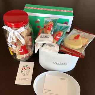タカシマヤ(髙島屋)のオードリー ストロベリーショコラ大&グレイシアとハローベリー(菓子/デザート)