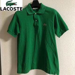 LACOSTE - 【激レア】80s Chemise Lacoste ポロシャツ フレンチラコステ