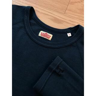 ハリウッドランチマーケット(HOLLYWOOD RANCH MARKET)のHRM ハリラン ストレッチフライス ロンT 長袖 XXL 5(Tシャツ/カットソー(七分/長袖))