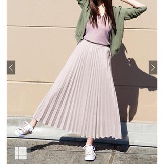 GRL - 春物プリーツスカート