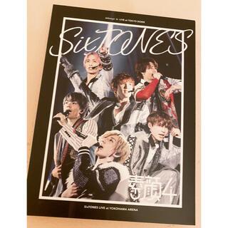 Johnny's - 素顔4 SixTONES