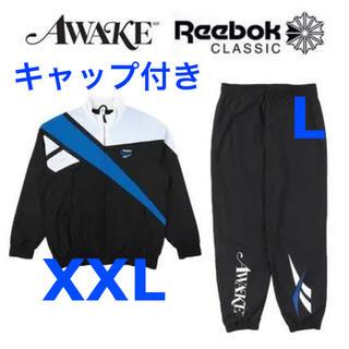 Supreme - Reebok Awake NY ベクター トラック ジャケット パンツ キャップ