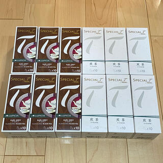 ネスレ スペシャルT カプセル 2種12箱セット ルピシア アールグレイ&煎茶(茶)
