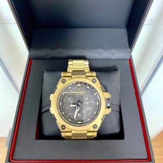 カシオ(CASIO)のCASIO G-SHOCK MTG-G1000RG-1AJR 世界限定700本(腕時計(アナログ))
