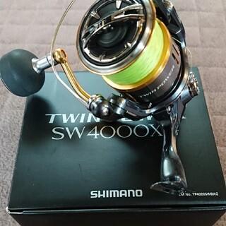 SHIMANO - 15 ツインパワー SW 4000XG TWINPOWER