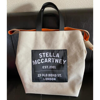 Stella McCartney - ステラマッカートニー トート バッグ キャンバス