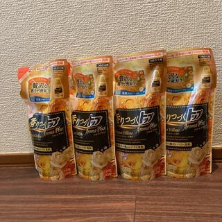 ライオン(LION)の香りつづくトップ アロマプラス 優雅なイエローフラワーの香り(洗剤/柔軟剤)