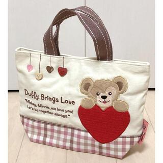 ディズニー(Disney)のすず様専用 トートバッグ ディズニーシー Disney Duffy ランチバッグ(トートバッグ)