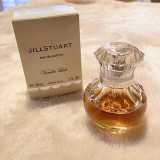 JILLSTUART - JILLSTUART ジルスチュアート 香水 バニララスト 30ml