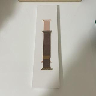 Apple - 純正品 Apple Watch ゴールド ミラネーゼループ 38/40mm