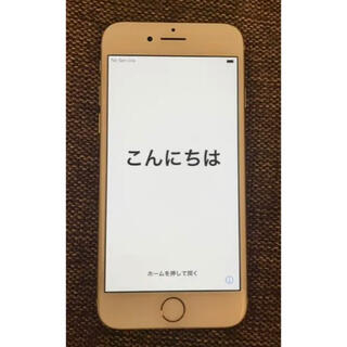 iPhone 8 Silver 256 GB Softbank(スマートフォン本体)