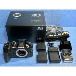 OLYMPUS - 良品 オリンパス OM-D E-M1 Mark II ボディ