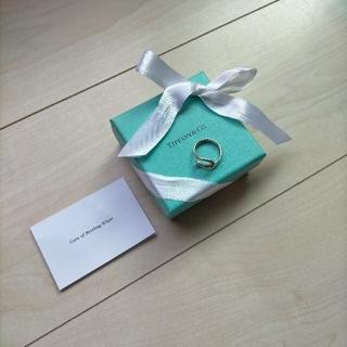 Tiffany & Co. - ティファニー  Tiffany  指輪  リング  11号