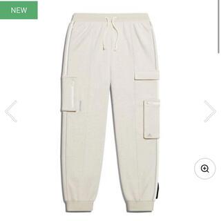 adidas - カーゴスウェットパンツ ホワイト XL