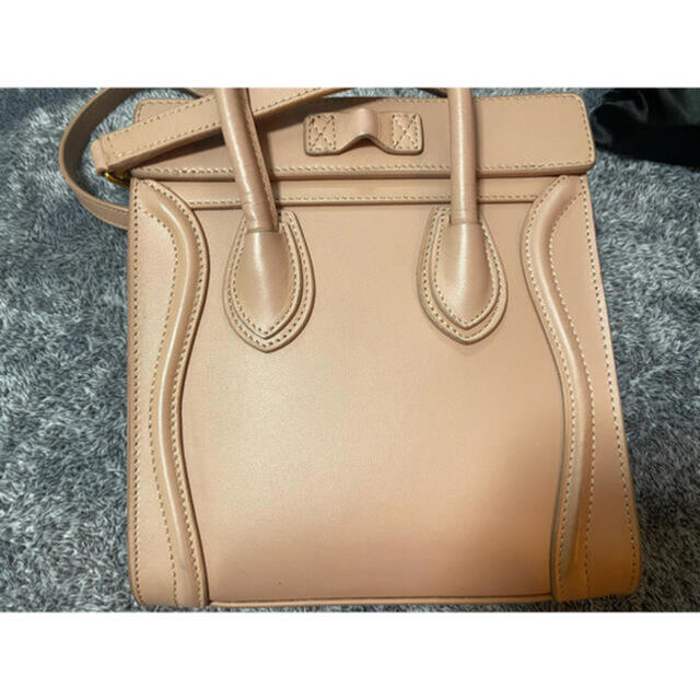 celine(セリーヌ)のセリーヌマイクロラゲージ レディースのバッグ(ハンドバッグ)の商品写真