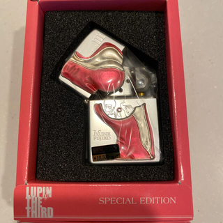ジッポー(ZIPPO)のZIPPO ルパン三世ジッポーライター Special Edition 不二子(タバコグッズ)