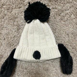 ピーナッツ(PEANUTS)のユニバ スヌーピーニット帽(キャラクターグッズ)