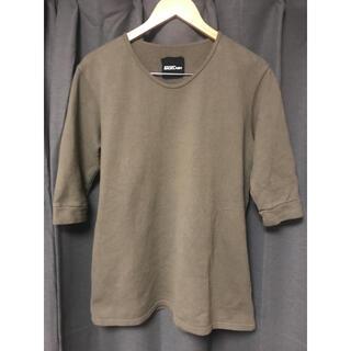 ISAMUKATAYAMA BACKLASH - バックラッシュ サーマルカットソー Tシャツ 五分袖 L ワッフル