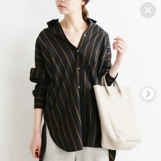 IENA - IENA オーバーサイズシャツ