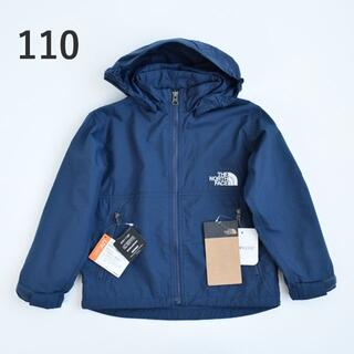 THE NORTH FACE - 新品 THE NORTH FACE キッズ 撥水 コンパクト ジャケット 110