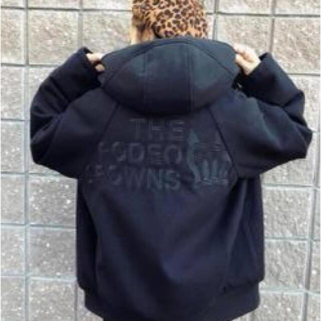 RODEO CROWNS WIDE BOWL(ロデオクラウンズワイドボウル)のロデオクラウンズ コート レディースのジャケット/アウター(ピーコート)の商品写真