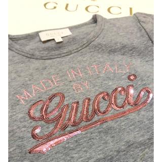 グッチ(Gucci)の美品☆GUCCI kids☆カットソー☆6(Tシャツ/カットソー)