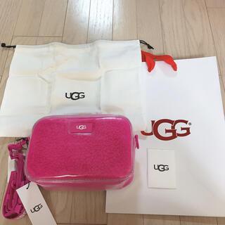 UGG - 新品☆UGG アグ ポシェット ピンク