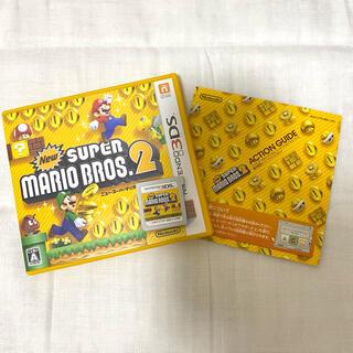 ニンテンドー3DS - Nintendo 3DS ソフト New SUPER MARIO BROS. 2