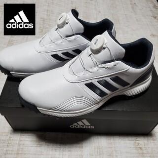 adidas - 【未使用に近い】adidas ゴルフシューズ スパイク