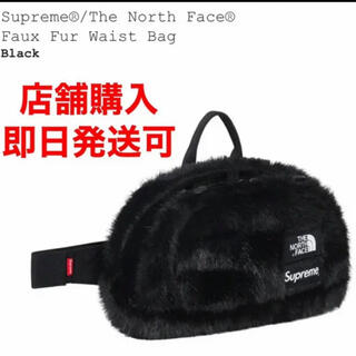 シュプリーム(Supreme)のSupreme North Face Faux Fur Waist Bag(ウエストポーチ)