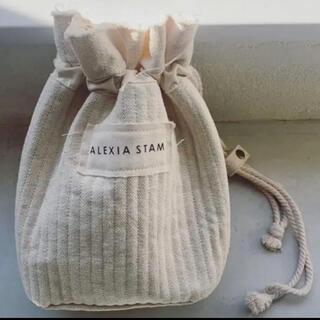 ALEXIA STAM - アリシアスタン ノベルティ バッグ