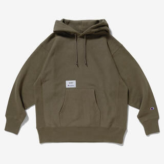W)taps - wtaps 21ss ACADEMY /HOODED descendant