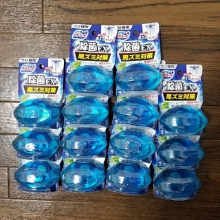 コバヤシセイヤク(小林製薬)の現品のみ ブルーレット つけ替用 除菌EX スーパーミントの香り 14個(日用品/生活雑貨)