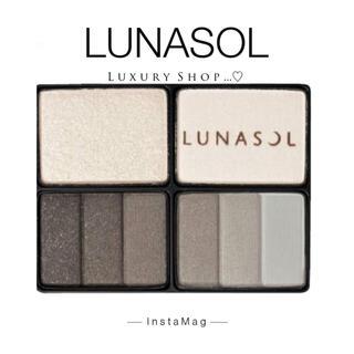 LUNASOL - ♡定価 5,500円♡ LUNASOL ♡アイシャドウ♡