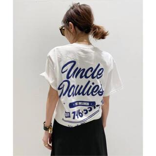 L'Appartement DEUXIEME CLASSE - 新品 アパルトモン UNCLE PAULIE'S POCKET T-SH シャツ