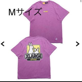 XLARGE - XLARGE×#FR2  コラボTシャツ