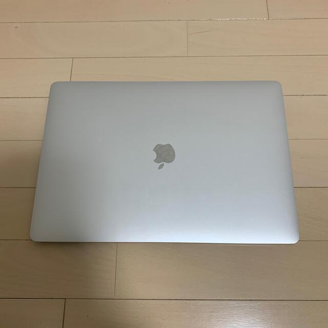Apple(アップル)のMacBook Pro 15-inch 2019 i7 256GB 16GB スマホ/家電/カメラのPC/タブレット(ノートPC)の商品写真