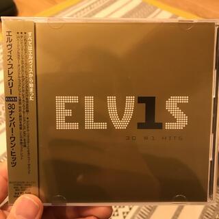 ELV1S~30ナンバー・ワン・ヒッツ(未開封)