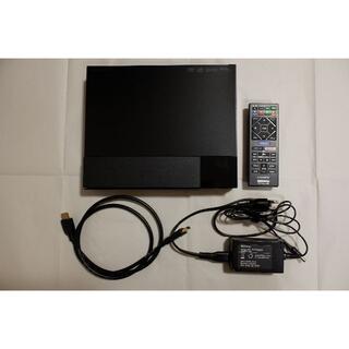 SONY - SONY Blu-ray/DVDプレーヤーBDP-S1500 ネット動画再生可能