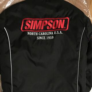 シンプソン(SIMPSON)のシンプソンバイクジャケット(ライダースジャケット)