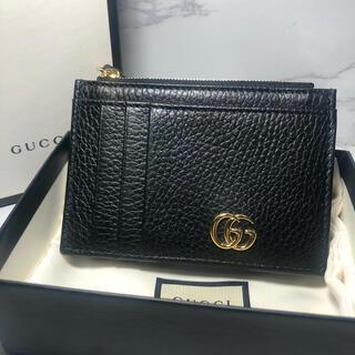Gucci - 【激安】GUCCI GGマーモント カードケース フラグメント コインケース