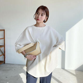 TODAYFUL - CLANE クラネ  BIG THERMAL TOPS