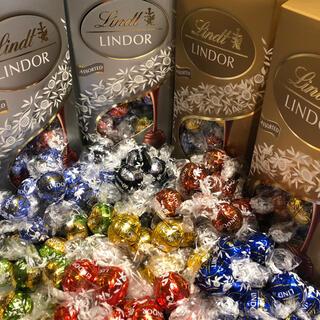 リンツ(Lindt)の🧸リンツ リンドール チョコレートセット🧸【72個】🧸(菓子/デザート)
