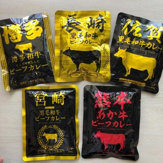 【九州 ご当地カレー】レトルトカレー 5種類‼️ インスタント