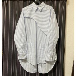 Jieda - YUKI HASHIMOTO 21ss ロングシャツ