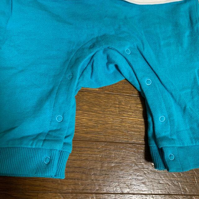 Branshes(ブランシェス)のブランシェス BRANSHES カバーオール 70 キッズ/ベビー/マタニティのベビー服(~85cm)(カバーオール)の商品写真