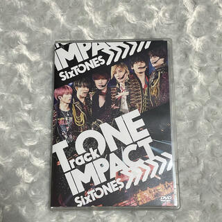 SixTONES TrackONE IMPACT DVD トーンインパクト