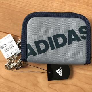 アディダス(adidas)の新品未使用 アディダス ウォレット財布メンズ二つ折り男の子メンズ(その他)
